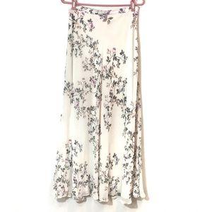 LC Lauren Conrad Runway Collection Maxi Skirt